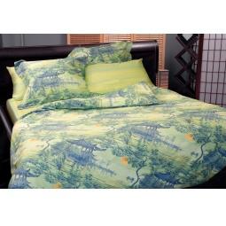 фото Комплект постельного белья Tete-a-Tete «Вечер». Семейный