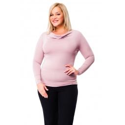 фото Кофта Mondigo XL 1464. Цвет: розовый. Размер одежды: 52