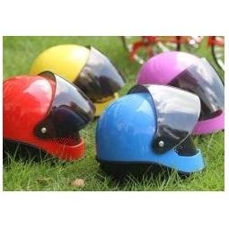 Купить Часы с авто-включением от звука «Шлем» CL-1608. В ассортименте