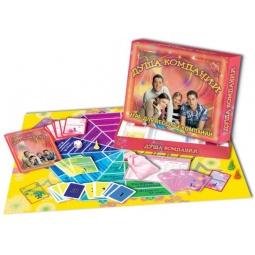 фото Игра карточная Новое поколение «Душа компании»