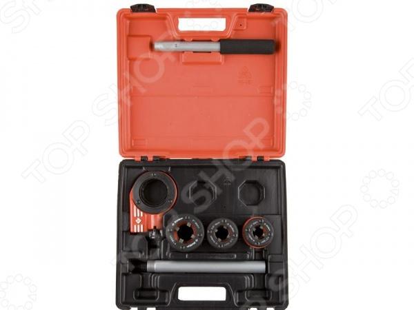 Набор клупп трубных с трещоткой Зубр «Эксперт» 28270-H3 набор отверток зубр эксперт 25288 h38