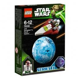 Купить Конструктор LEGO Истребитель Джедаев и планета Камино