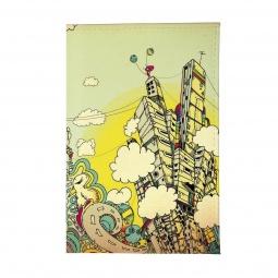 фото Обложка для паспорта Mitya Veselkov «Город фантазий»