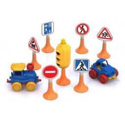 фото Знаки дорожного движения Нордпласт «№3» 887