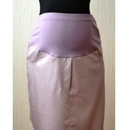 Купить Юбка для беременных Nuova Vita 6107.5. Цвет: пыльно-розовый