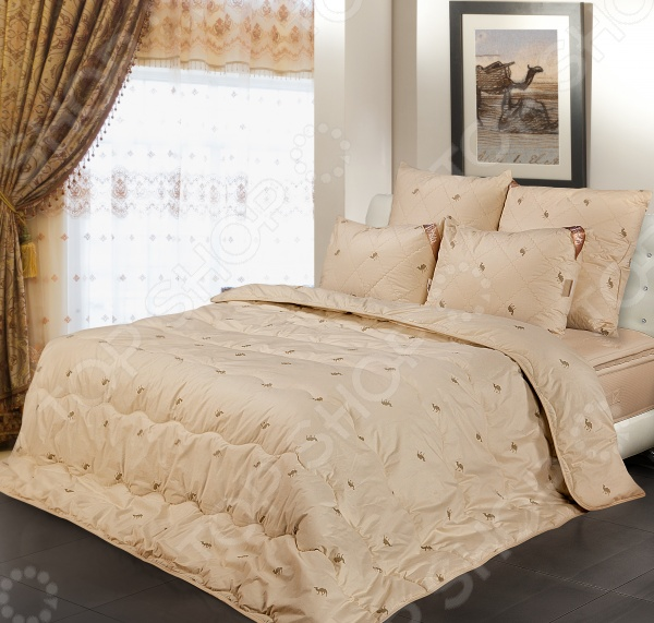 Одеяло Verossa Constante «Верблюд»