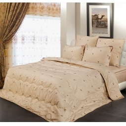 фото Одеяло Verossa Constante «Верблюд». Размерность: 2-спальное. Размер: 172х205 см