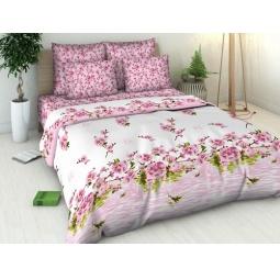 Купить Комплект постельного белья Василиса «Цветение персика». 2-спальный