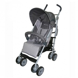 фото Коляска-трость Baby Care Polo. Цвет: серый