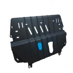 Комплект: защита картера и крепеж Novline-Autofamily Ford Edge 2013: 3,5 бензин АКПП - фото 10