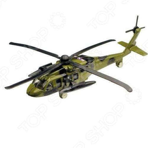 Модель вертолета коллекционная Motormax A149A «Sikorsky HH-60D»