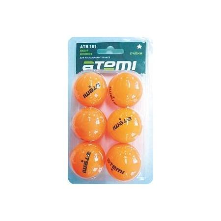 Купить Мячи для настольного тенниса Atemi ATB101