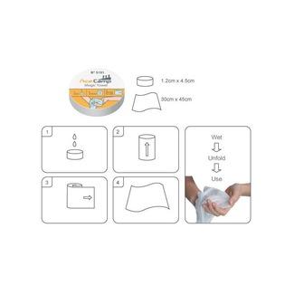 Купить Полотенце дегидрированное AceCamp Magic Towel