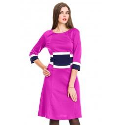фото Платье Mondigo 5163. Цвет: фуксия. Размер одежды: 44