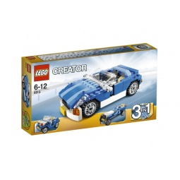 фото Конструктор LEGO Синий кабриолет