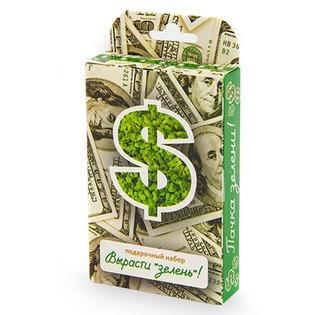 Купить Набор подарочный для выращивания Happy Plant «Живая открытка: Вырасти зелень»