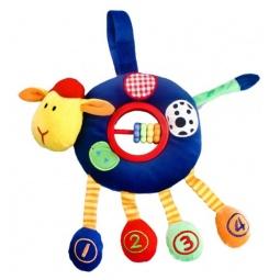 фото Мягкая игрушка развивающая Жирафики 93634 «Овечка»
