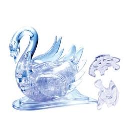 Купить Кристальный пазл 3D Crystal Puzzle «Лебедь»