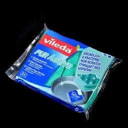 фото Губка для посуды Vileda «Пур-Актив»