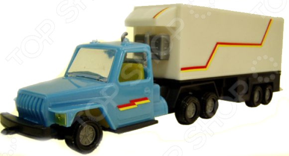 Машинка игрушечная Форма «Автофургон УР»