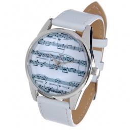 Купить Часы наручные Mitya Veselkov «Ноты» MV.White