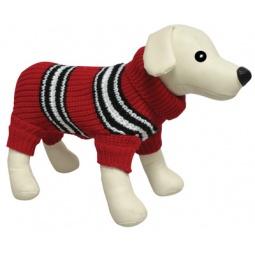фото Свитер для собак DEZZIE «Страйп». Размер: 35 см