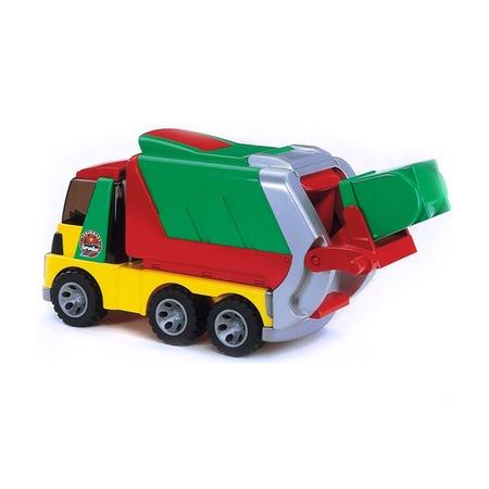Купить Машинка игрушечная Bruder «Мусоровоз» ROADMAX