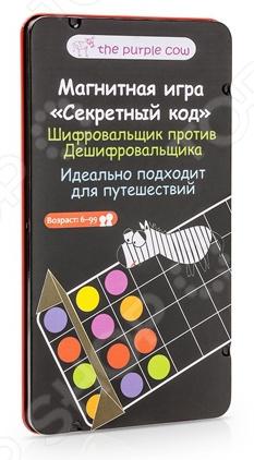 Игра дорожная на магнитах The Purple Cow «Секретный код»