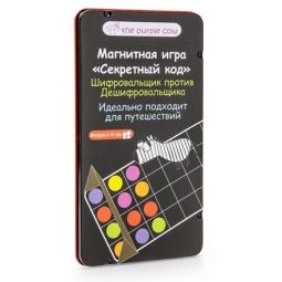 Купить Игра дорожная на магнитах The Purple Cow «Секретный код»
