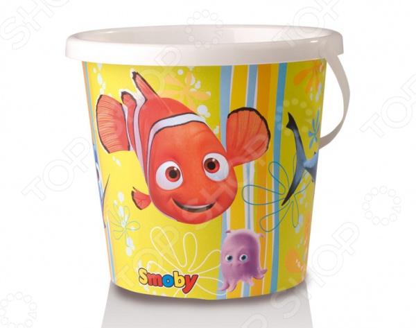 Ведерко для игры в песочнице Smoby Nemo