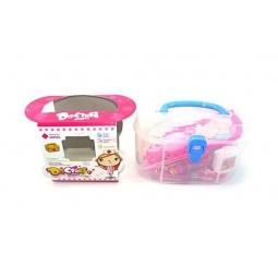 фото Игровой набор для ребенка Shantou Gepai «Набор доктора в чемоданчике» 628497