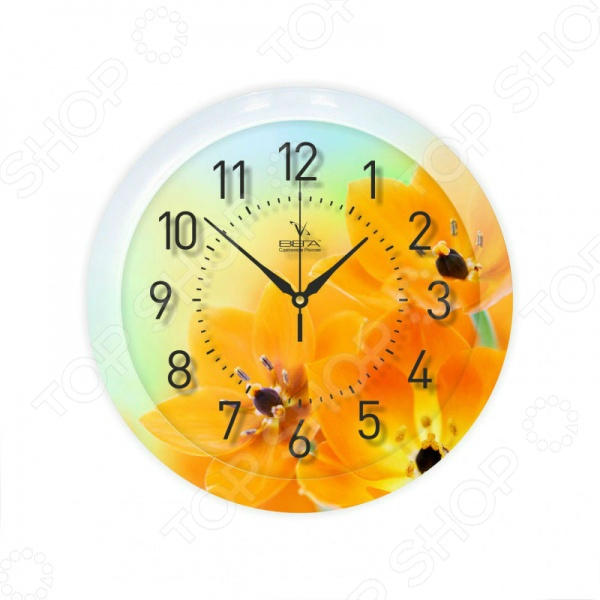 Часы Вега П 1-247/7-247 «Желтые тюльпаны» w14nc50 stw14nc50 to 247