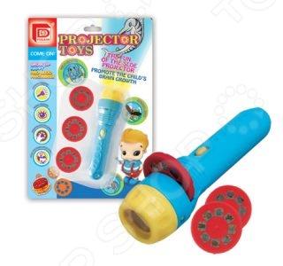 Игрушка развивающая Shantou Gepai «Мини-проектор» 624674