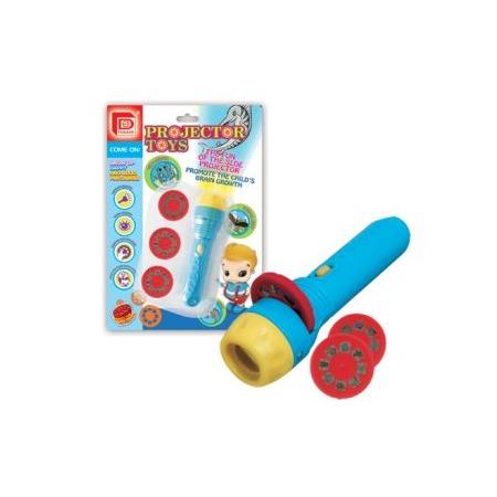 Купить Игрушка развивающая Shantou Gepai «Мини-проектор» 624674. В ассортименте