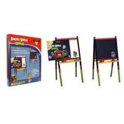 Купить Мольберт двухсторонний 1 Toy Angry birds Space