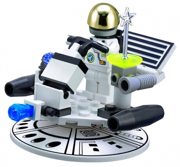 Конструктор для мальчика Brick «Луноход» 505