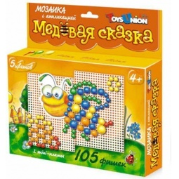Купить Мозаика Toys Union «Медовая сказка»