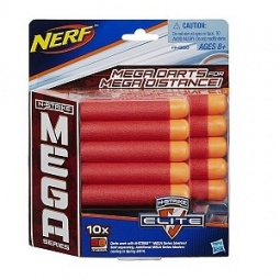 фото Набор стрел для бластера Hasbro Nerf «Мега» A4368