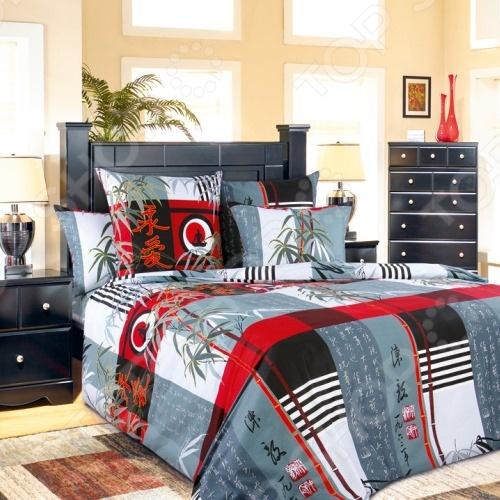 Комплект постельного белья ТексДизайн «Сэнсей». 2-спальный