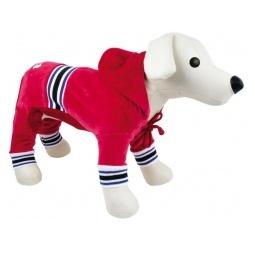 Купить Костюм спортивный для собак DEZZIE «Ред»