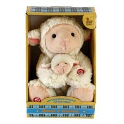 фото Игрушка интерактивная мягкая Fluffy Family «Мама и малыш. Овечка»