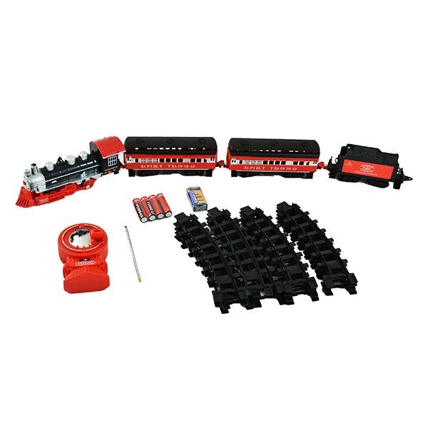 Набор железной дороги игрушечный Btoys на пульте управления 1707187 Набор железной дороги игрушечный Btoys на пульте управления 1707187 /