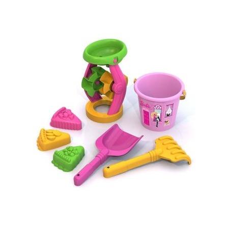 Купить Набор для игры в песочнице Нордпласт «Барби» №6
