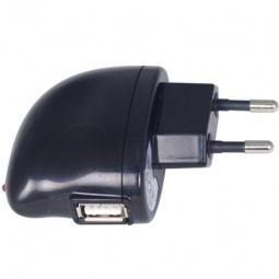 фото Устройство зарядное универсальное USB 1.0А Onext. Цвет: черный