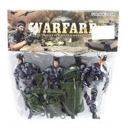 фото Набор фигурок игровой Shantou Gepai «Военный» J143