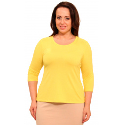 Комплект блузок Матекс «Тутси». Цвет: сиреневый, желтый