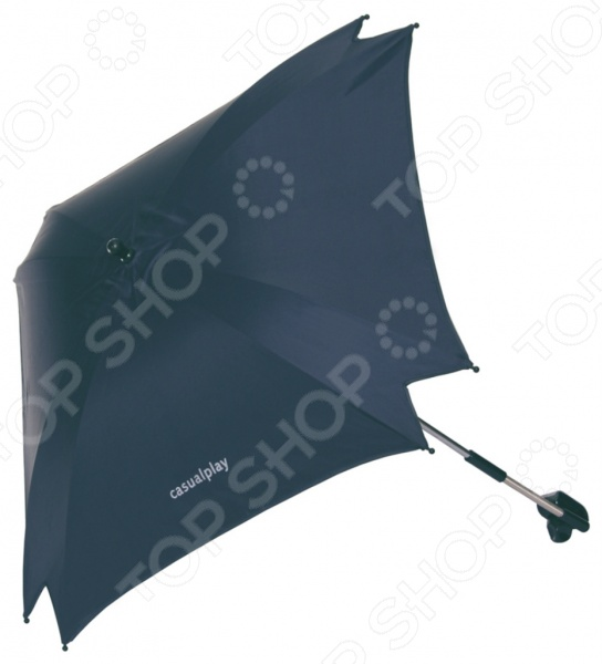 Зонт для коляски Casualplay UMBRELLA BLACK