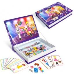 Купить Набор игровой на магнитах 1 Toy «Диско»