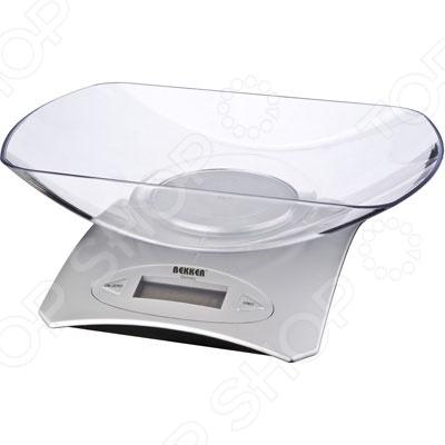 Весы кухонные Bekker BK-9103 весы кухонные bekker bk 1