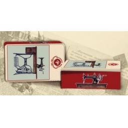 фото Коробка для хранения Феникс-Презент «Советская швейная машинка»